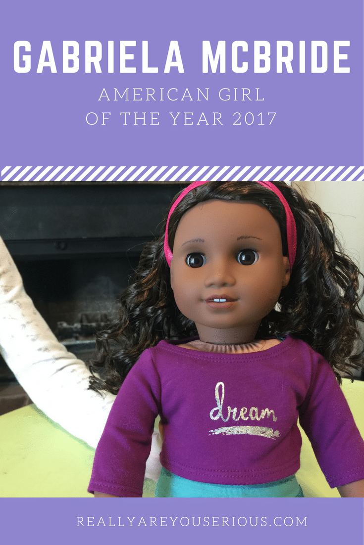 Gabriela McBride american girl of the year 2017