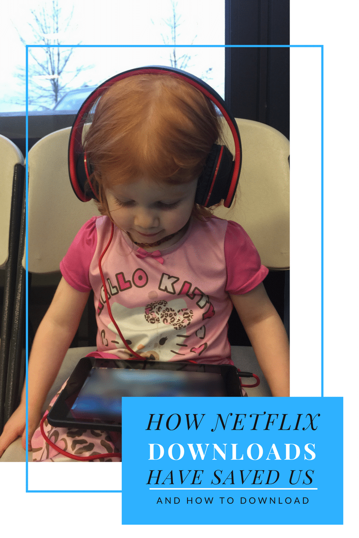 How Netflix Downloads Have Saved Us