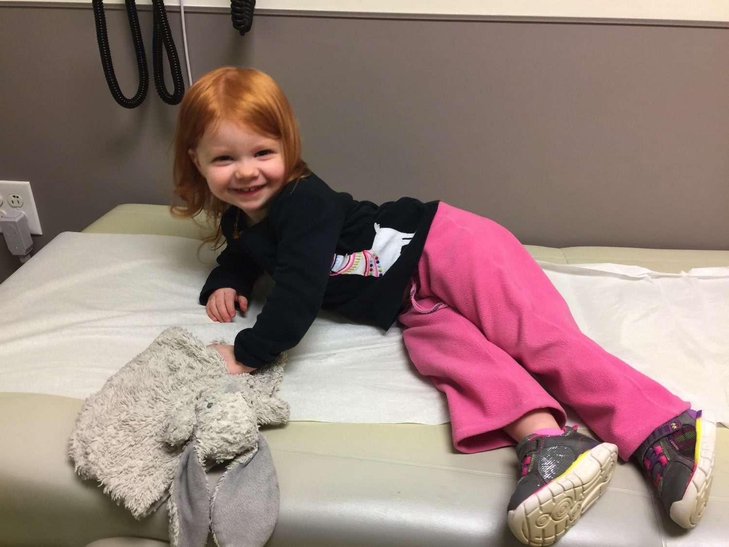 B's wrist fracture | Mommy and Me Monday