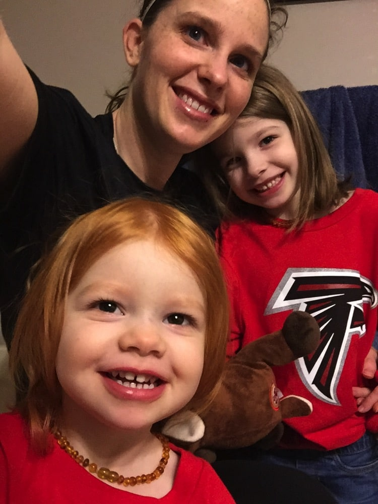 falcons rise up mommy and me monday