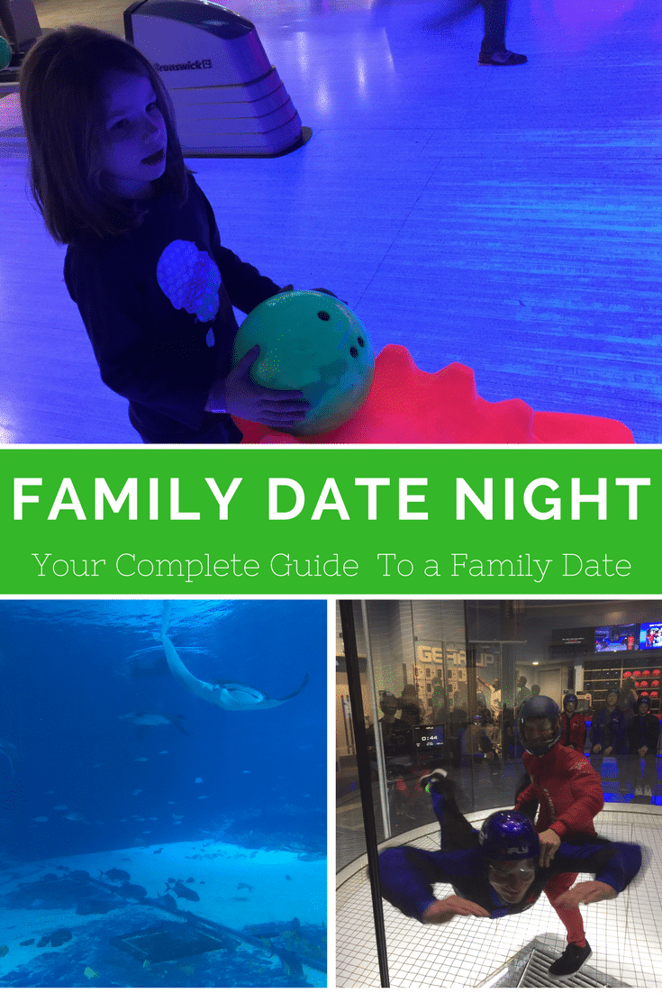 Family Date Night | Your Complete Guide