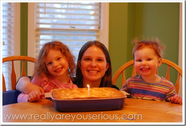Mommy and Me Monday- The birthday edition