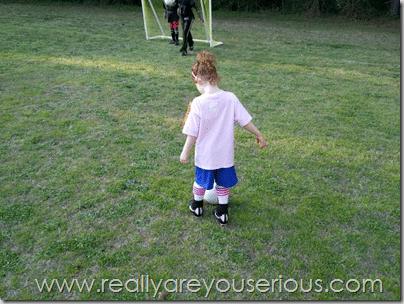 """""""Soccer girl"""""""