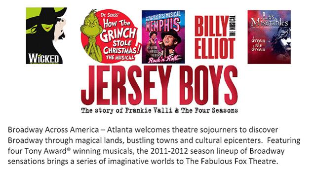 Broadway Across America