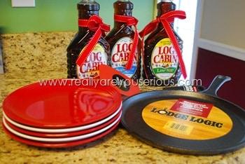 Log Cabin Syrup Giveaway