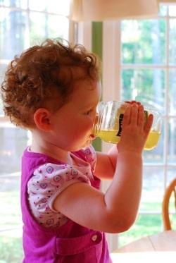 Tasty Toddler Drink?