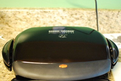 George Foreman GRP4B Next Grilleration™ Removable Plate Grill Review