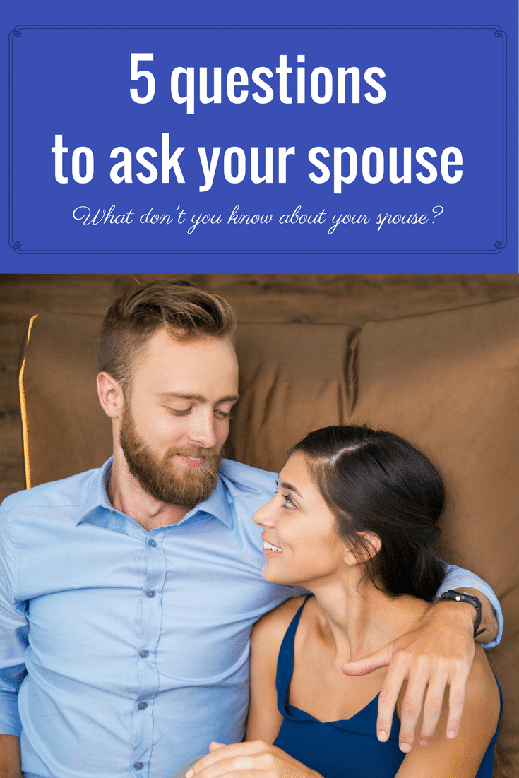Questions to ask your partner when dating