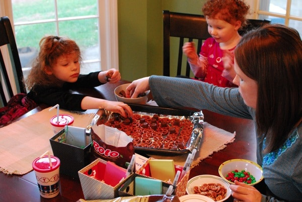 easy treat recipe with mommy