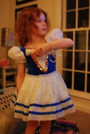 princess playing wii