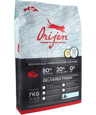 Origen cat food