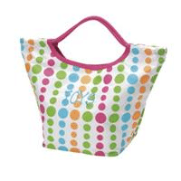 multi dot everything tote