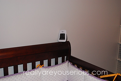 tommy tippee closer to nature video baby monitor