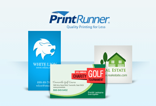 5 things you should include on your business card really are print runner giveaway reheart Image collections