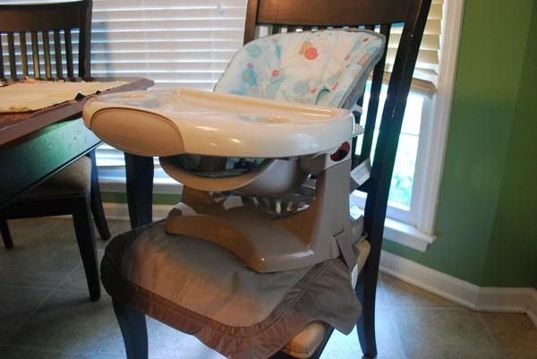 InGenuity Chair Top High Chair
