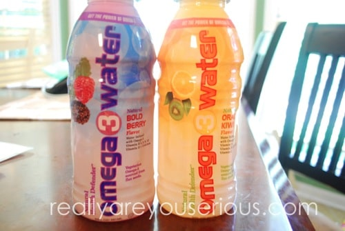 omega3water review