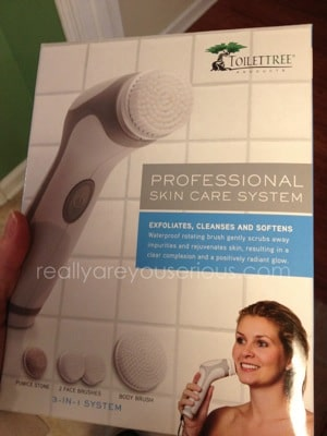ToiletTree Professional Skin Care System Review