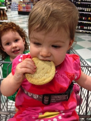 first store cookie