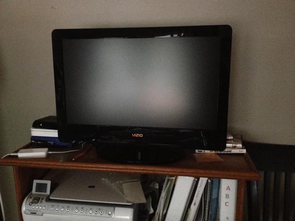Current TV Setup