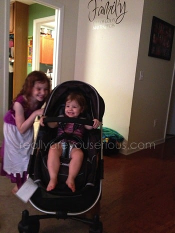 combi catalyst stroller review