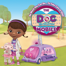 Doc McStuffins hits the road (Atlanta and more)