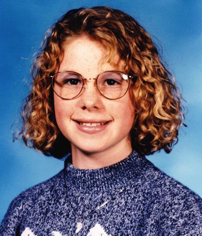 Krystyn Wears Glasses