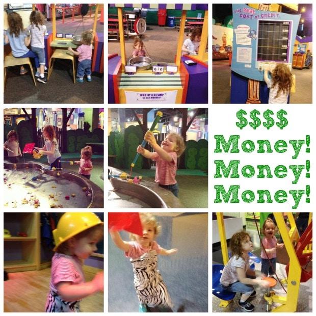 Children s Museum Money