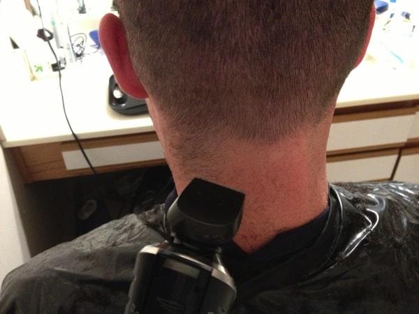 neck trim