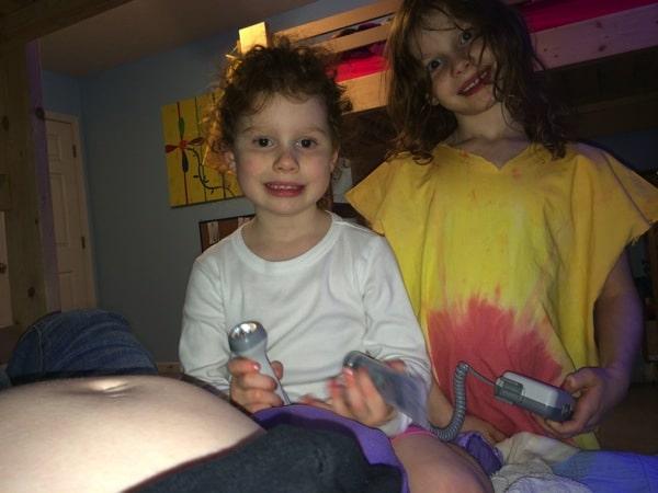 Baby Beats Doppler Rental Review
