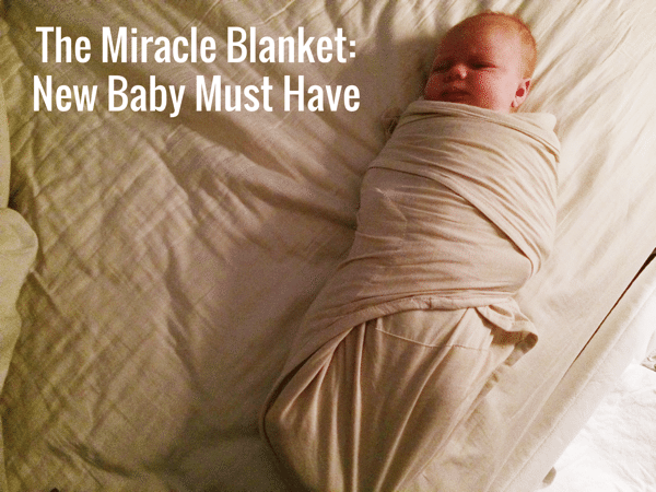 The Miracle Blanket