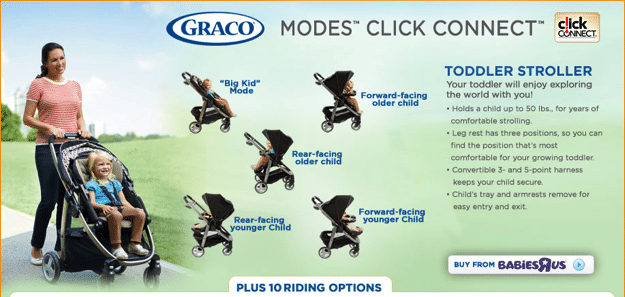 Graco Modes Click Connect
