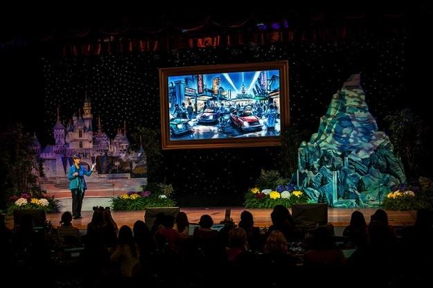Kathy Mangum  Walt Disney Imagineering