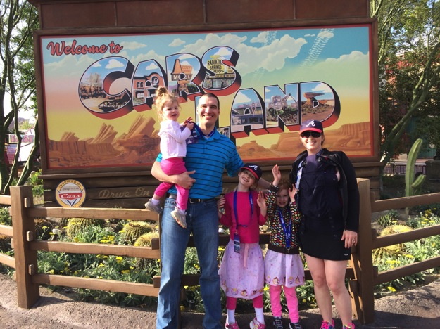 Most important lesson I learned at Disney Social Media Moms