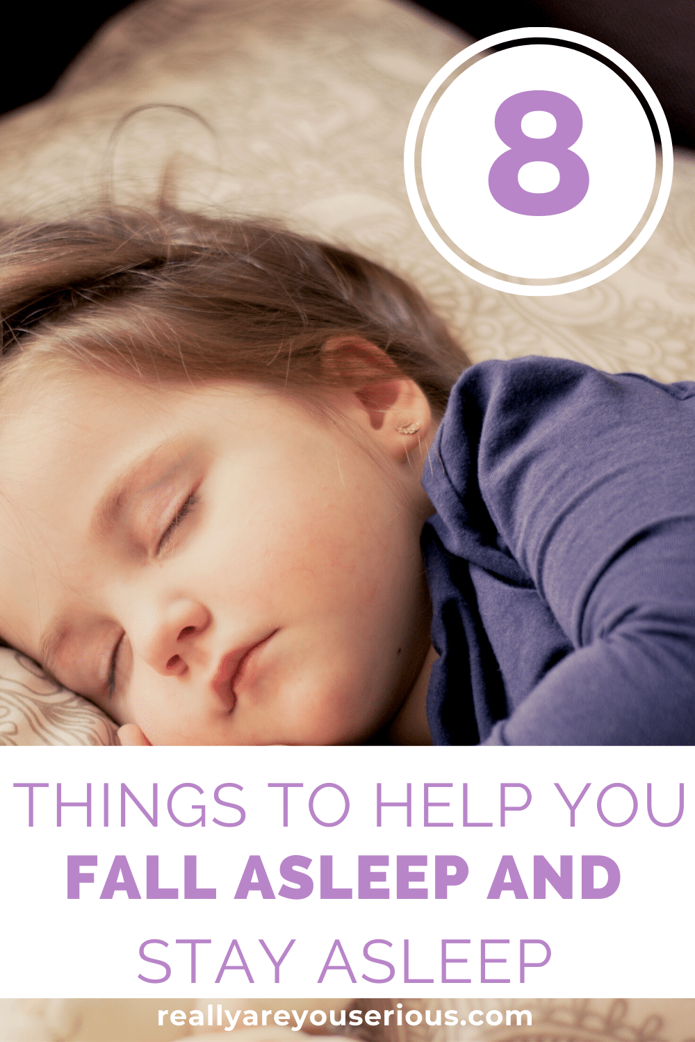 8 things to help you fall asleep and stay asleep