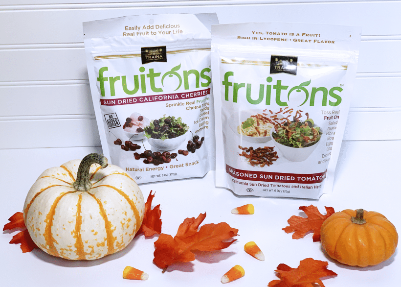 fruit-ons snacks for a new mom