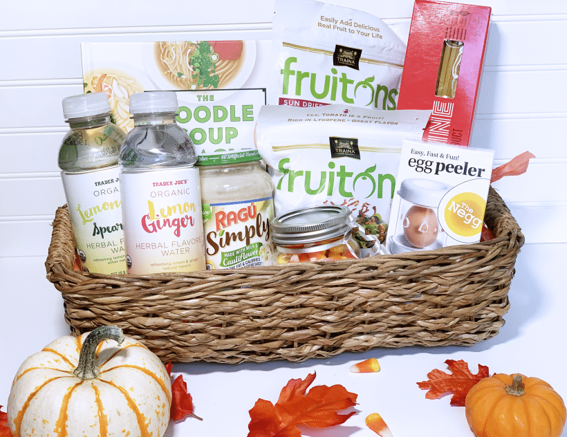 gift baskets for a new mom