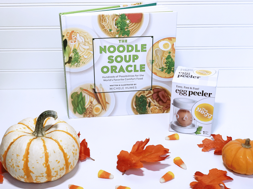 noodle soup oracle and egg peeler