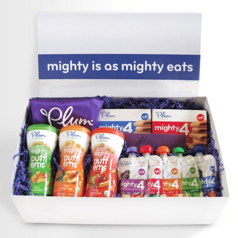 Plum: Mighty is and mighty eats