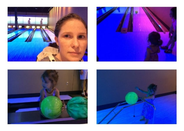 Main event bowling