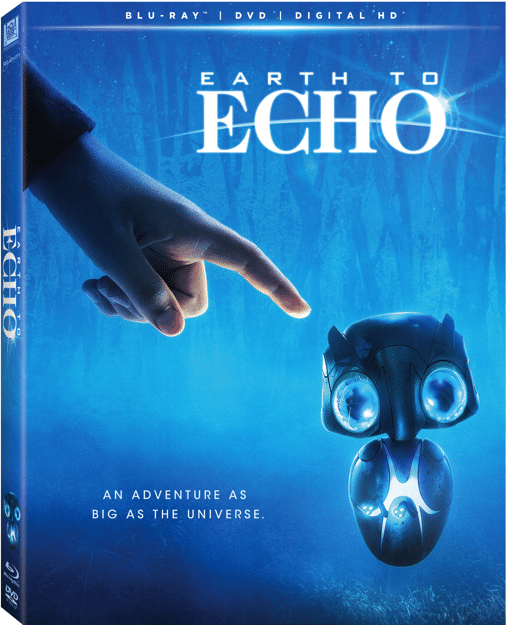 Earth to Echo on Blu-Ray and DVD