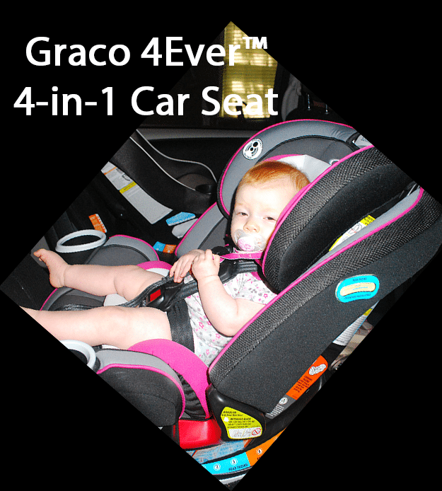 Graco 4EVER 4-in-1 carseat