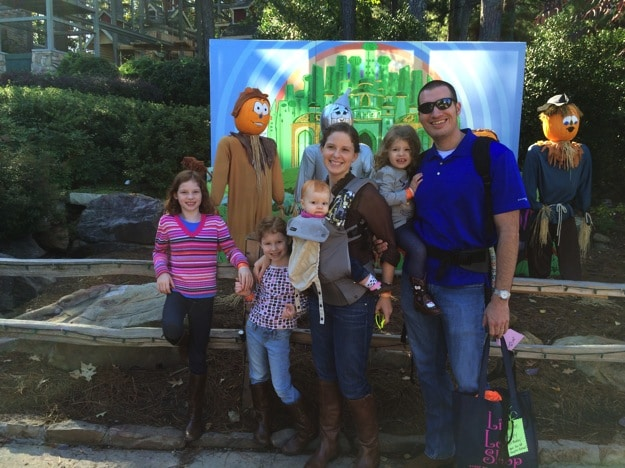 Stone Mountain Pumpkin Festival | Mommy and Me Monday