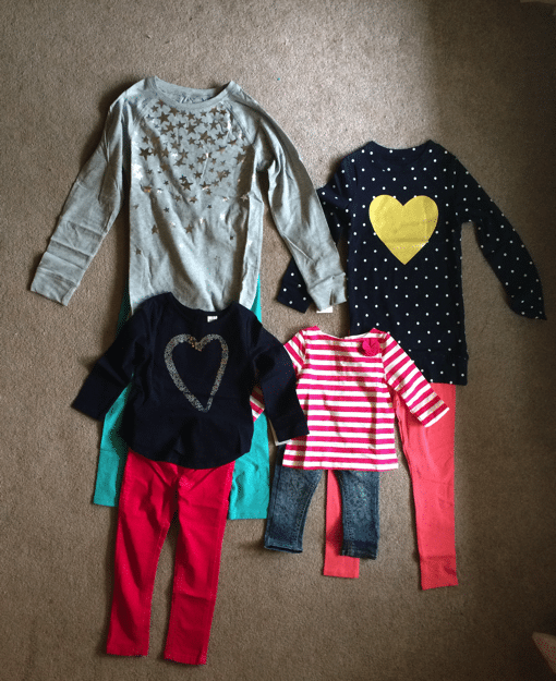 Cute clothes from OshKosh #GIVEHAPPY