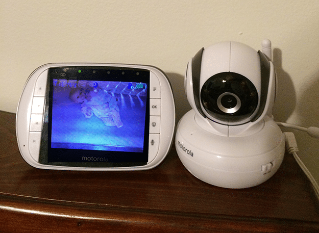 Motorola MBP36S Video Monitor Review