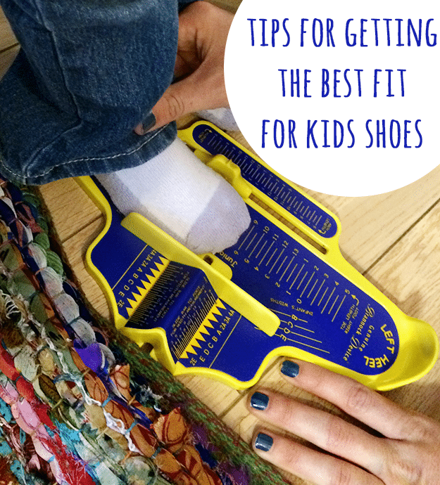 Tips for getting the best fit for kids shoes | Parrish Heel Kids