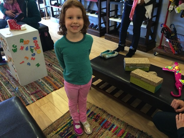 Tips for getting the best fit in kids shoes | Parrish Heel Kids