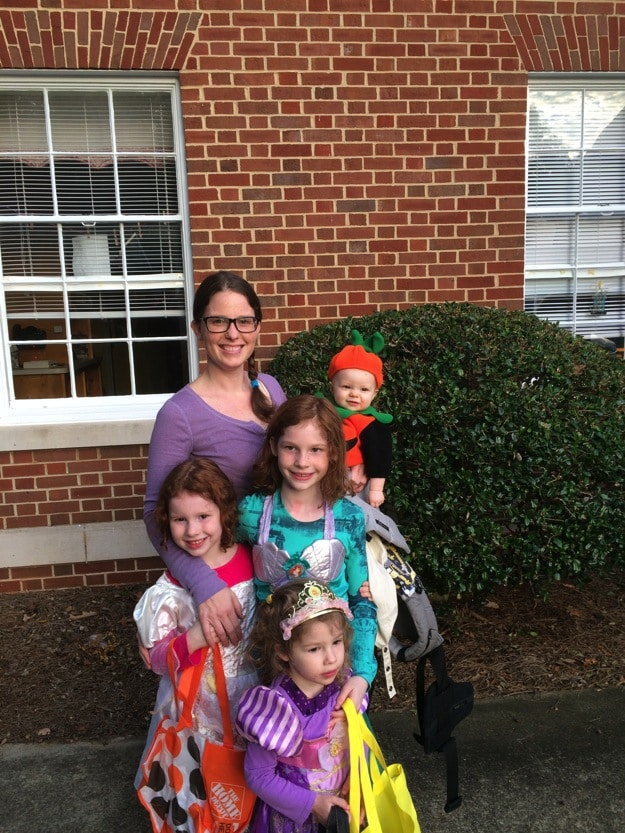 Trunk or Treat | Mommy and Me Monday
