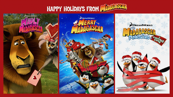 Holiday Shows on Netflix #StreamTeam