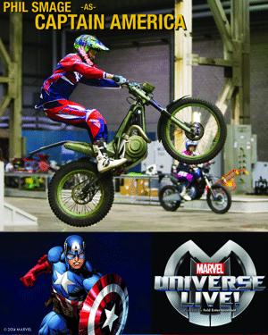 Marvel Universe Live | Captain America