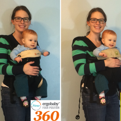 Lillebaby complete verses the ergobaby 360 baby carrier
